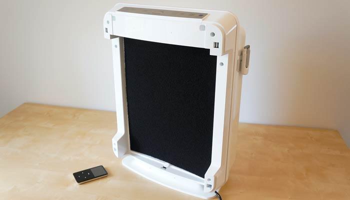EAP300 active carbon filter