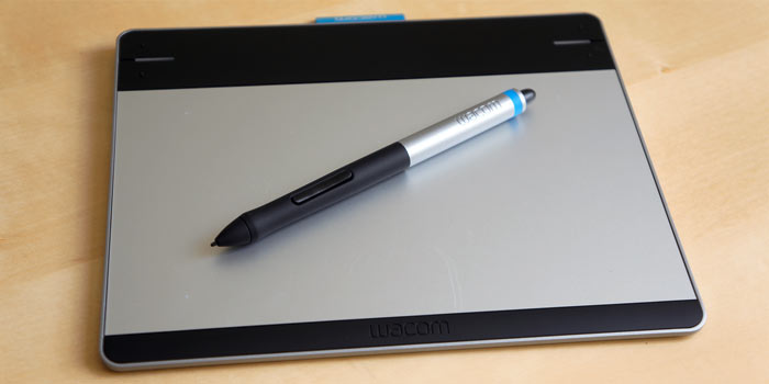 Wacom Intuos Pen & Touch Presentation
