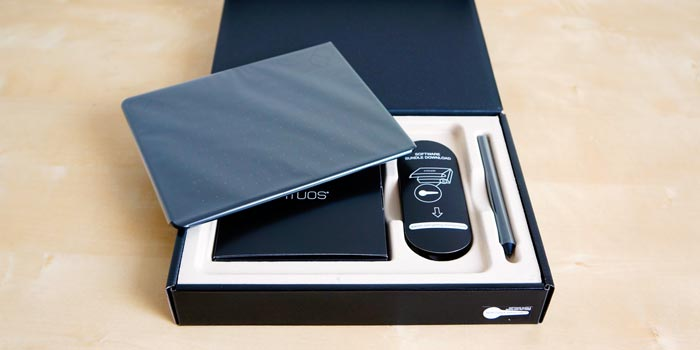 Intuos creative pen tablet unboxing