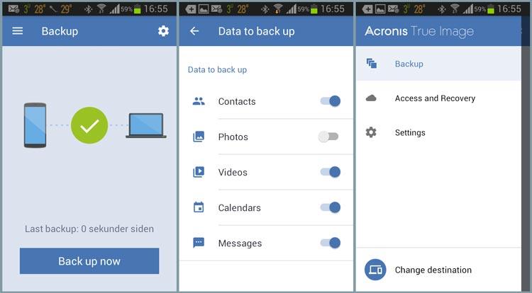 ATI 2017 Android app