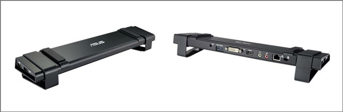 USB 3.0 Universal Laptop Docking Station from Asus