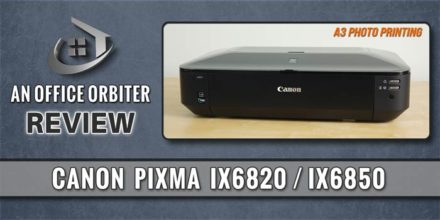 Canon Pixma iX6820 Review – High Quality A3 Photo Print